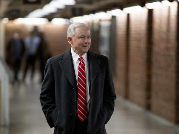 Jeff Sessions, the former attorney general and U.S. senator from Alabama, is set to announce Thursday his candidacy for the U.S. Senate race in his home state.