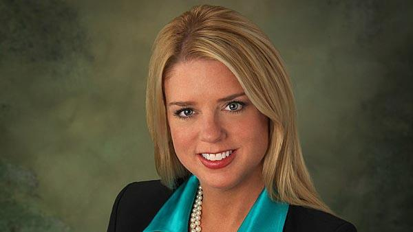 An official said the role would be temporary and that Pam Bondi would be working as special government employee. WIKIMEDIA COMMONS