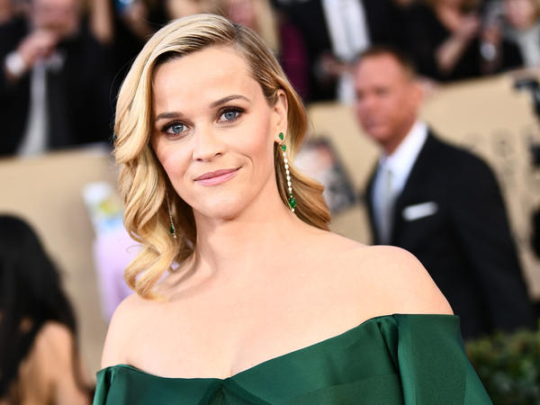 """""""I will be a storyteller 'till the day I die,"""" Reese Witherspoon says. """"It's really what I was born to do."""""""