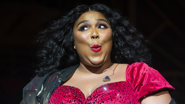 Lizzo is nominated for eight Grammy prizes, including best new artist.