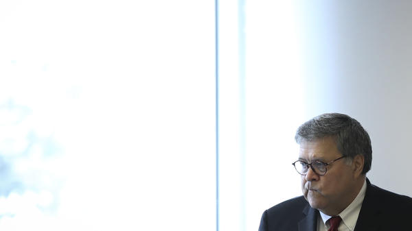 U.S. Attorney General William Barr declared in July that the Justice Department intended to resume carrying out the death penalty.