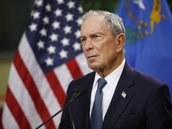 Former New York City Mayor Michael Bloomberg is making a late entry into the Democratic presidential primary, less than three months before voters begin to cast ballots.