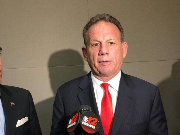 Former Broward County Sheriff Scott Israel is suing the Senate over his removal from office.
