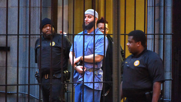 The high court did not provide an explanation for why it declined to hear the appeal by Adnan Syed, seen in February 2016, who was convicted in 2000 of strangling his former girlfriend.