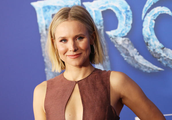Kristen Bell attends the world premiere of Disney's <em>Frozen II</em> held at Dolby Theatre last month in Hollywood.