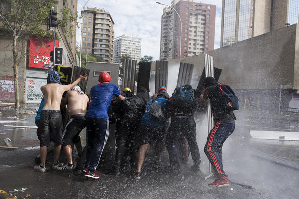 A 4% hike in metro fares sparked major protests in Santiago, Chile, that raised many issues of inequality, including long waits at public hospitals and overcrowded schools.