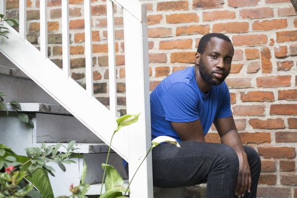 Chef Tunde Wey uses food as a tool for social justice. His company, BabyZoos, aims to use profits from the sale of applesauce to hospitals to fund ventures that create more economic opportunities for African Americans in an effort to close racial wealth — and health — gaps.