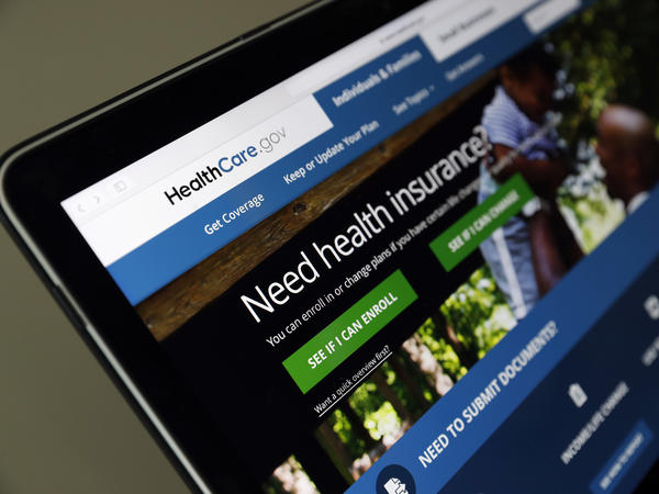 Consumers hoping to buy individual health care plans on HealthCare.gov have until Wednesday at 3 a.m. ET to sign up.