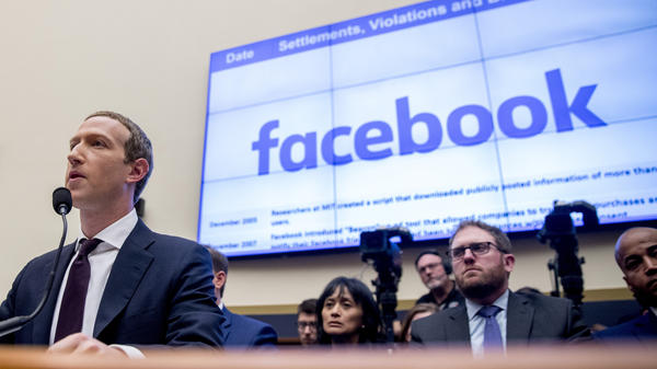 Facebook CEO Mark Zuckerberg testified before the House Financial Services Committee in October. Under pressure from lawmakers and civil rights groups, the company has updated its policies to address census interference.