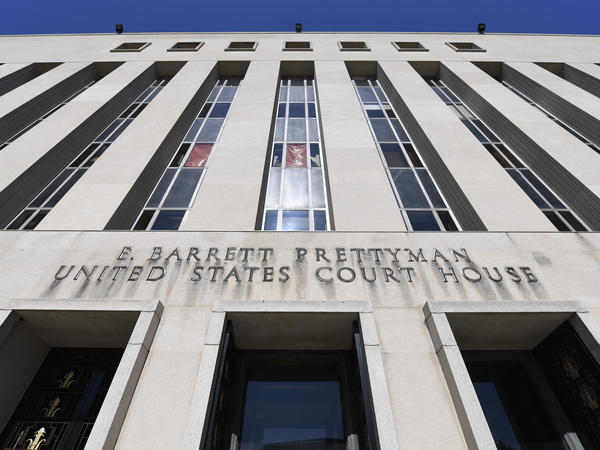 The federal courthouse in Washington D.C. that houses the secret court overseeing U.S. surveillance. A scathing report has sparked discussion about potential reform.
