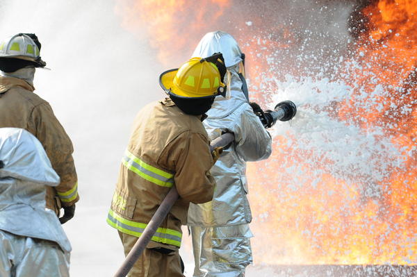 "A group of chemicals called PFAS, common in firefighting foams,  have come to be known as ""forever chemicals"" because they persist in the environment."