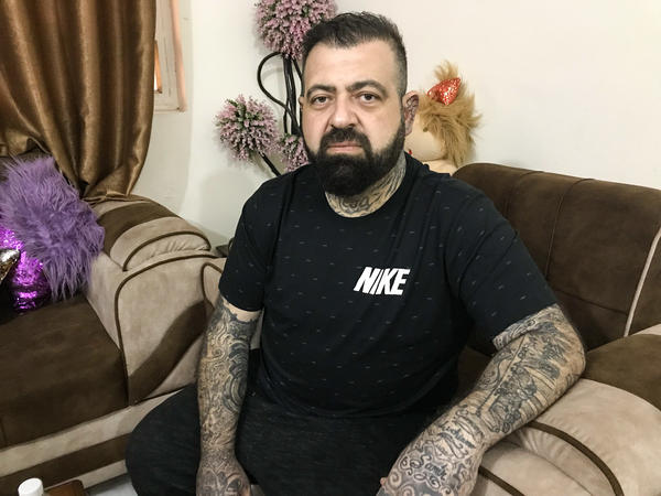 Samir Kada lived next door to Jimmy Aldaoud in Baghdad. Kada is one of dozens of Iraqis from Michigan deported from the U.S. in 2018.
