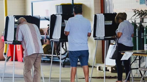 Election security remains a priority for Florida ahead of the 2020 presidential race.