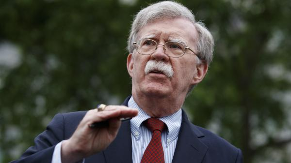 Former national security adviser John Bolton says he would testify in a Senate impeachment trial if subpoenaed.