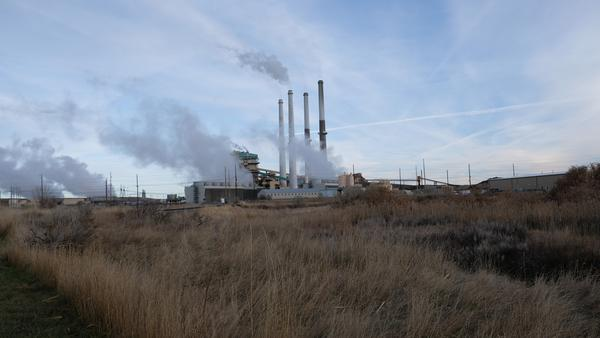 Two of the Colstrip power plant's four units ceased operation last week.