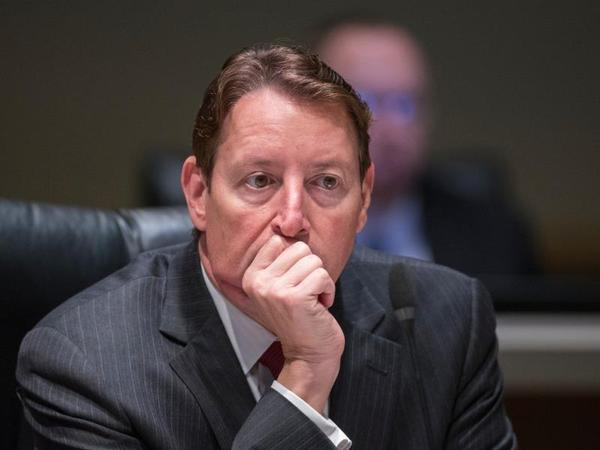 Senate President Bill Galvano wants to shut down what he and many other people consider loopholes in state laws regarding background checks and gun sales. NEWS SERVICE OF FLORIDA