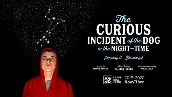 Raleigh Little Theatre's upcoming production of 'Curious Incident of the Dog In the Night-Time' stars a teen with autism portraying the lead character, who also has autism.