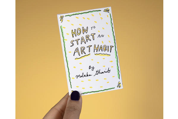 How to start an art habit