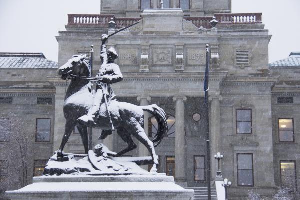 Montana State Capitol.