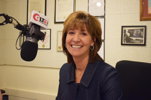 Colleen Kannaday, president of Advocate BroMenn Medical Center and Advocate Eureka Hospital.