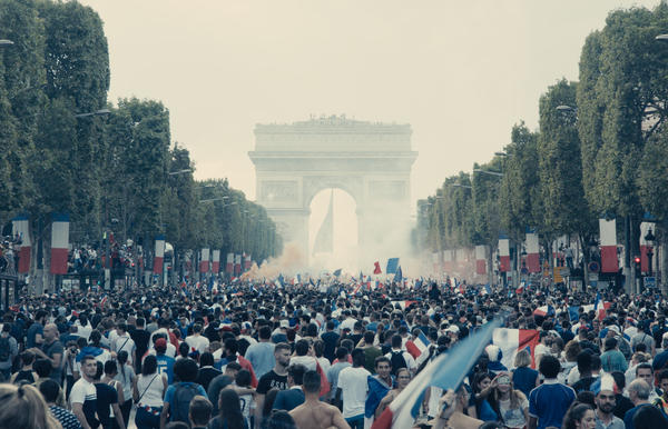 Ladj Ly's 2019 film<em> Les Misérables </em>opens on an ecstatic scene — France has just won the World Cup and happy Parisians are celebrating in the streets.
