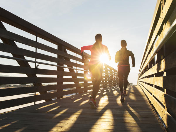 Running and other moderate exercise can protect against lifestyle disease. A new study shows training for a marathon slows cardiovascular aging.