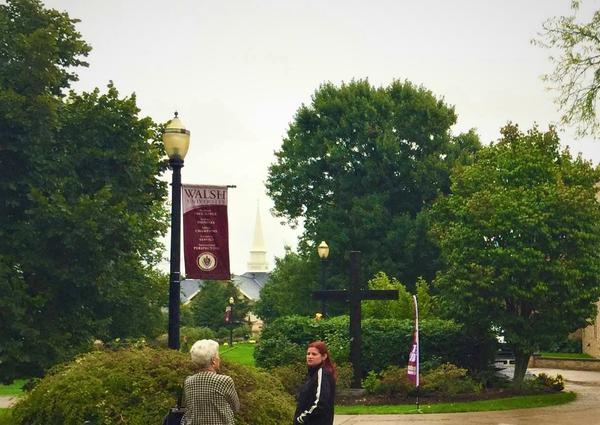 Walsh University hopes the freeze will help students and their families better understand how much they need to pay after four years.