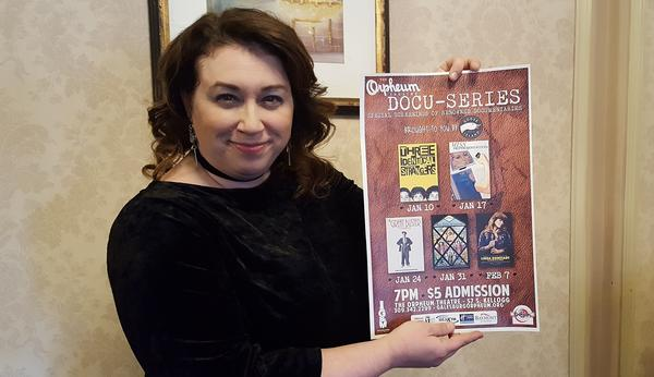 Erin Glasnovich is Executive Director of the Orpheum Theatre