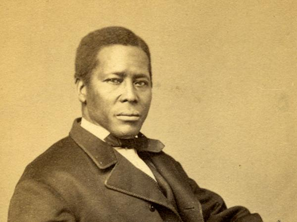 William Still (1821-1902), a conductor on the Underground Railroad who helped nearly 800 enslaved African Americans to freedom.