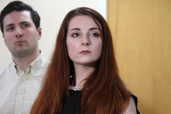 <p>Kim Wilson is suing Catlin Gabel School,&nbsp;claiming the school&nbsp;failed to protect her and other students from abuse at the hands of a teacher.</p>