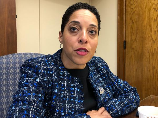 St. Louis Circuit Attorney Kim Gardner filed what she called an unprecedented federal civil rights lawsuit on Monday, accusing the city, the local police union and others of a coordinated and racist conspiracy aimed at forcing her out of office.