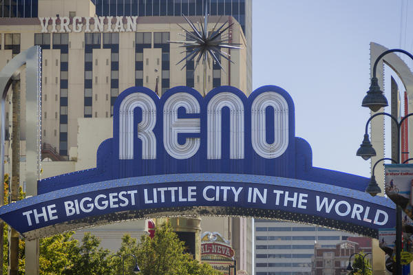 Reno, Nev. was ranked #1 overall as the top performing metro area in 2019, according to Area Development magazine.