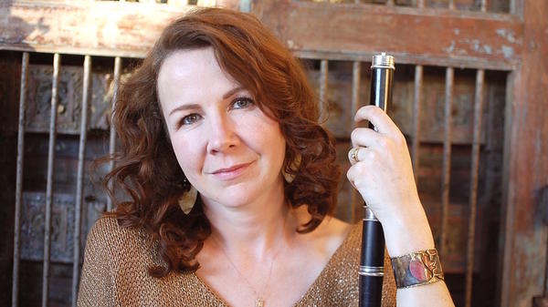 Irish singer and flute player Nuala Kennedy is featured in this week's episode.