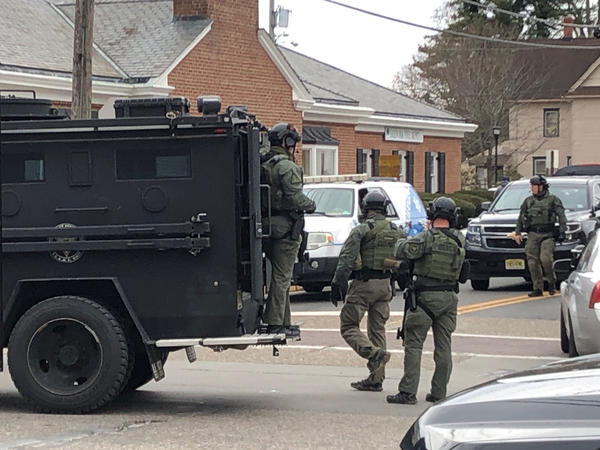 The FBI alleges John William Kirby Kelley participated in hundreds of 'swatting' attacks involving 134 agencies in the U.S., Canada and the U.K.