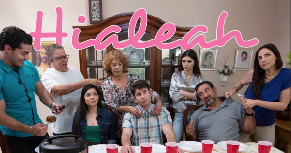 """Hialeah"" is a comedy sitcom series available on Facebook about Cuban Americans in Miami."