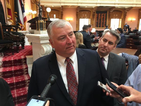 House Speaker Larry Householder (R-Glenford)