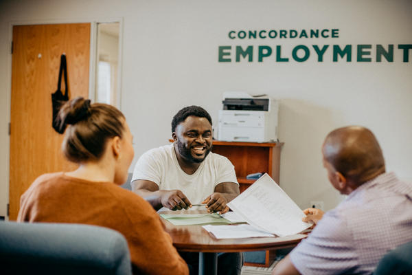 Concordance Academy of Leadership provides programming to previously incarcerated and incarcerated individuals to help them re-enter society.