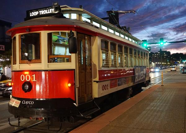 Bi-State Development Agency may take over day-to-day operations of the Loop Trolley, which stopped running in December when it ran out of money.