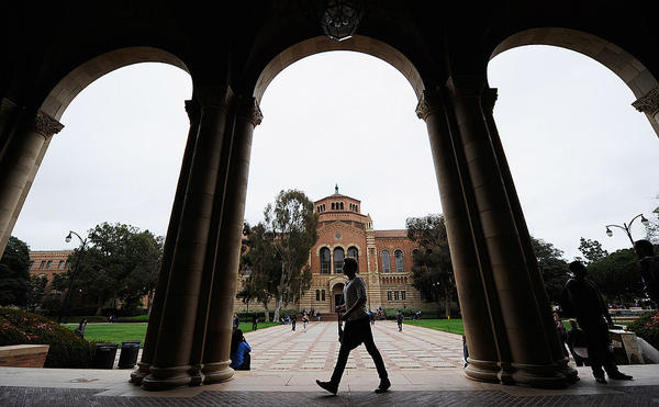 American universities can provide refuge for scholars who have been persecuted in other countries.