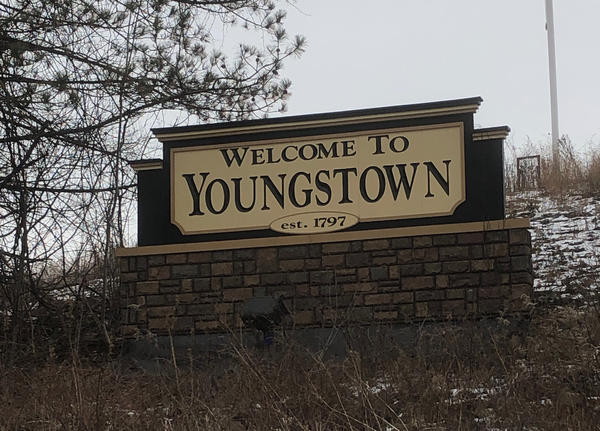 Author David Giffels visited Youngstown and the Mahoning Valley to understand how the once heavily Democratic area has changed.