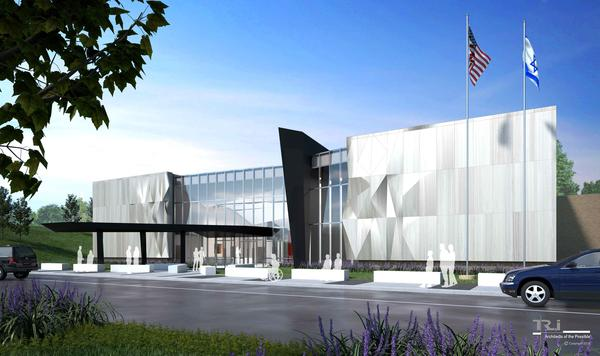 The St. Louis Holocaust Museum and Learning Center will soon undergo an $18 million expansion to add exhibit space. Work on the expansion, designed by the international design firm Gallagher and Associates, will begin in May.