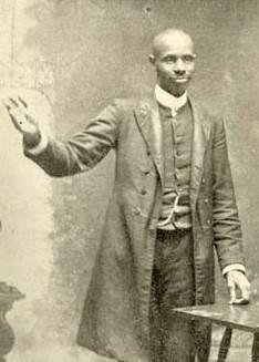 Rev. Morgan Latta, founder of Latta University.