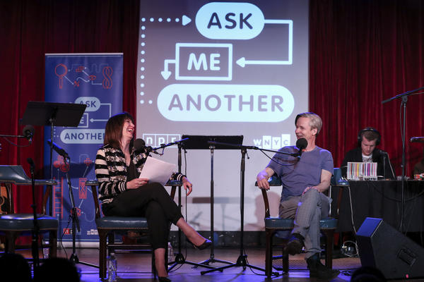 <em>Ask Me Another </em>host Ophira Eisenberg interviews John Cameron Mitchell at the Bell House in Brooklyn, New York.