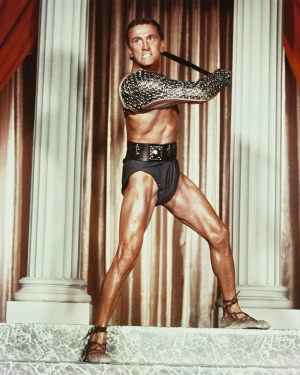 In 1960, Douglas produced and starred in his most well-known film, <em>Spartacus</em>. The film cost more than $12 million and began the dissolution of the Hollywood blacklist when Douglas insisted that screenwriter Dalton Trumbo receive on-screen credit for his work.