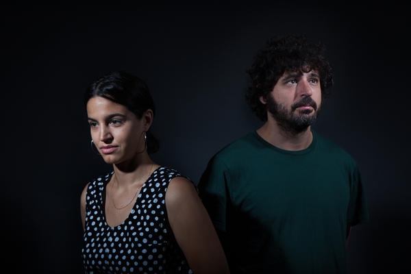 """Catalan folk duo Maria i Marcel are not afraid to discuss the atrocities of Spain's Civil War through music. """"There's a change of mentality,"""" Marcel Bagés<strong> </strong>says."""