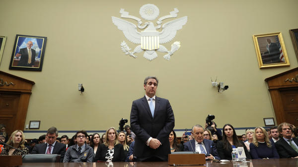 Michael Cohen used his public testimony to detail how far he went to protect Trump. Republicans questioned his credibility and motives.