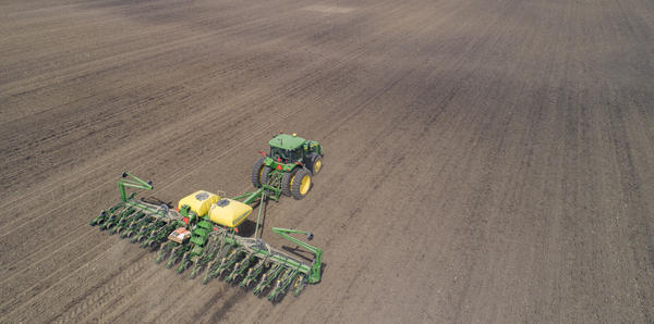 Planting is underway in much of the Midwest, and after planting, comes pesticide-spraying season.