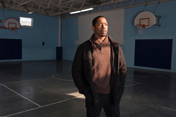 Paul Collins-Hackett works at Youth Opportunity Office in Albany, N.Y. He helps children and teens who often face tough conditions. Collins-Hackett draws on his own personal or family struggles to help young people get through theirs.