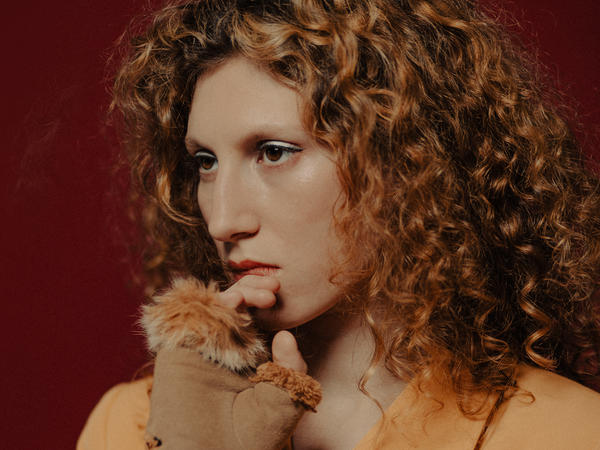 The autobiographical tale of Squirrel Flower's en caul birth, her emergence into the world floating in an amniotic sac, gives her first full-length album its name.