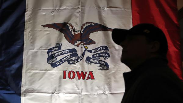 Iowa's Democratic caucuses on Monday will happen at 1,678 precinct locations, including people's homes, public libraries and school gymnasiums.